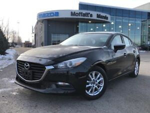 2017 Mazda Mazda3 GS GS BLINDSPOT, HEATED SEATS/WHEEL, 7 SCREEN