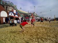 Volunteer Event Assistants for an International Beach Tennis Tournament in Brighton