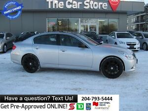 2011 Infiniti G37X Luxury - AWD HTD LEATER, BLUETOOTH, BACK UP C