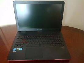 ASUS I7 NVIDIA GTX 960M GRAPHICS LAPTOP (BOXED)
