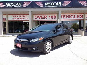2012 Honda Civic EX AUT0 A/C SUNROOF ONLY 118K