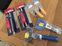 ** Selection of hand TOOLS brand new **