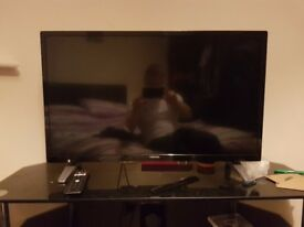 32inch Toshiba Smart Tv. Netflix, youtube, internet all built in