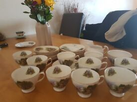 Royal vale tea set