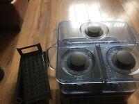 Morphs Richards intellisteam 48780 model food steamer