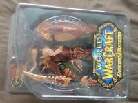 World of WarCraft. Action figure *QVIN'THALAN SUNFIRE* BOXED SERRIES 3