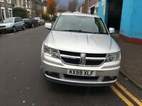 Dodge Journey 2.0 CRD SXT 5dr Automatic 7 star 2 keys
