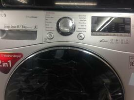 ***NEW LG 8kg by 5kg washer dryer for SALE with 2 years warranty***