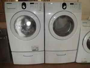 Laundry Pair: Dryer (and Free Broken Washer) - Secheuse Laveuse