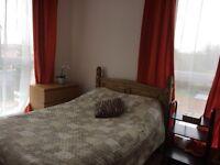Nice double bedroom in two bedroom flat