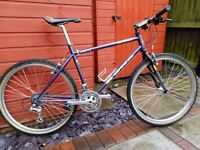 KONA LAVADOME IN LOVELY CONDITION WITH LOTS OF XT DRIVETRAIN