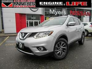 2016 Nissan Rogue SL, EXECUTIVE DEMO DEAL, BACK UP CAMERA, LEATH
