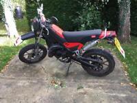 Reiju Tango 50cc 2014 Motorbike