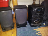 Goodmans Stereo (with AUX input)