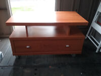 Wooden TV Stand - Excellent condition