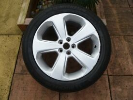 Vauxhall *USED * Alloy Wheel From Vauxhall Mokka 215 55 18