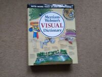Merriam-Webster's Visual Dictionary only £20
