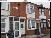 2bed house close to city centre and DMU
