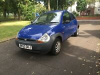 "2002 (52) FORD KA 1.3 PETROL ""DRIVES VERY GOOD + P/X CLEARANCE"""