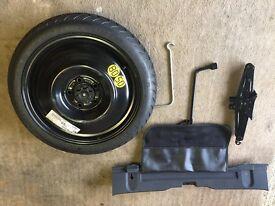 Toyota Auris Spare wheel kit