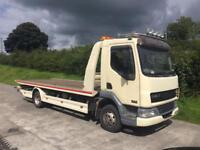 DAF LF 45 RECOVERY TRUCK LORRY