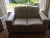 FREE cream sofas