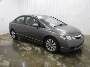 2011 Honda Civic EX-L Remote Start Leather Heated Seats