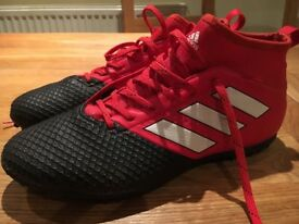ADIDAS ACE 17.3 turf boots