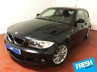 BMW 1 SERIES 116I M SPORT 2008 - Full Service History, 12 Months MOT!