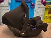 Joie baby carry car seat
