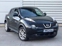 2013 Nissan Juke 1.6 ACENTA SPORT 5DR 117 BHP**sport**one owner