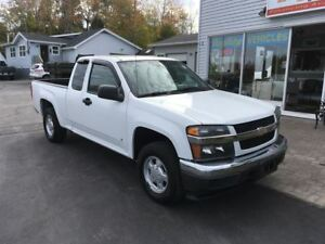 2007 Chevrolet Colorado LT AS TRADED, no MVI
