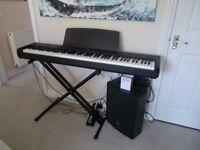 Yamaha P90 electric piano keyboard
