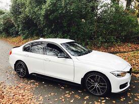 BMW F30 Sport M-Performance new model