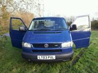 Vw t4 2.5tdi longnose 888 with x pack!!