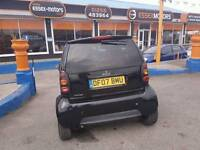 AUTOMATIC SMART CAR 0.7 LITRE CHEAP TO RUN