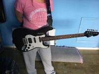 Modulo electric guitar
