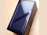 Apple I phone 7 Plus 128GB jet Black for sale... bargain.