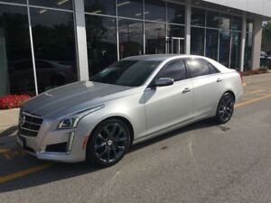 2014 Cadillac CTS Cue with Navigation, 2.0LTurbo, 19's