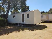 STATIC CARAVAN 2010 Delta Santana 2 bedroom new carpets. Very good condition Site fees paid for 2018
