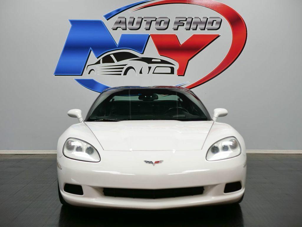 2005 White Chevrolet Corvette   | C6 Corvette Photo 10
