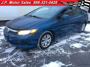 2012 Honda Civic LX, Automatic
