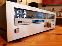 1980s family owned SANSUI T80.