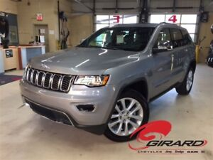 2017 Jeep Grand Cherokee LIMITED*TOIT*GPS*CUIR*MAGS 20''*CAM?RA*