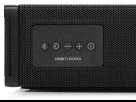 Orbitsound one P70. John Lewis warranty till May 2019