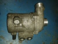 BMW 3 SERIES E92 ELECTRIC WATER PUMP AND THERMOSTAT HOUSING
