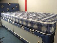Junior Single Bed with storage