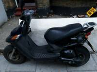 Piaggio Beverly 125 & 2stroke CW 70cc both for £850!!!!
