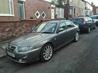 Mg zt 2.0 cdti bmw engine 2005 130 hp