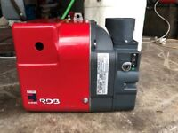 Riello RDB Burner in Excellent condition. 90 - 120 Can be seen working.